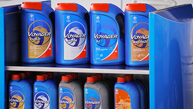 Discover VOYAGER | Lubes | Products & services - - ADNOC