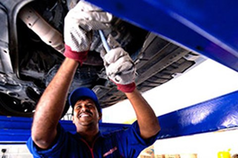 Vehicle Inspection Centres (VIC) | Car care - - ADNOC