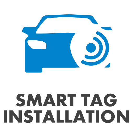 Smart tag installation centre